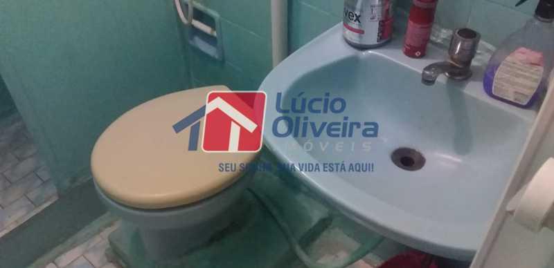 13 - Banheiro - Apartamento à venda Rua Guaporé,Braz de Pina, Rio de Janeiro - R$ 105.000 - VPAP10175 - 14