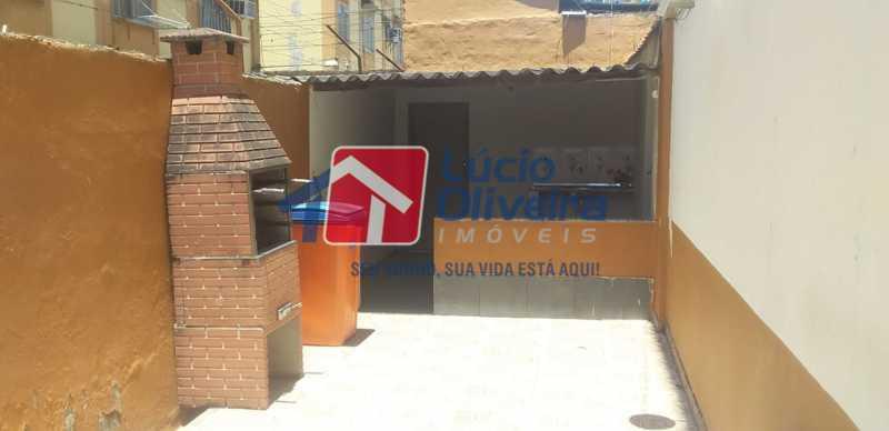 14 - Área Gourmet - Apartamento à venda Rua Guaporé,Braz de Pina, Rio de Janeiro - R$ 105.000 - VPAP10175 - 15