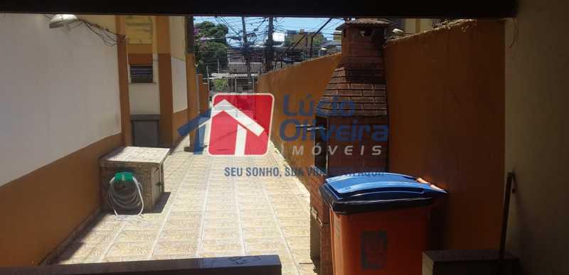 15 - Área Gourmet - Apartamento à venda Rua Guaporé,Braz de Pina, Rio de Janeiro - R$ 105.000 - VPAP10175 - 16
