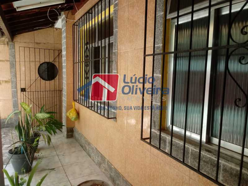 01 - Casa de Vila à venda Rua Amandiu,Irajá, Rio de Janeiro - R$ 170.000 - VPCV20070 - 1