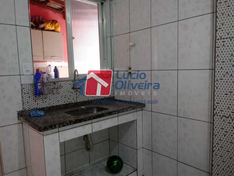 13 - Casa de Vila à venda Rua Amandiu,Irajá, Rio de Janeiro - R$ 170.000 - VPCV20070 - 14