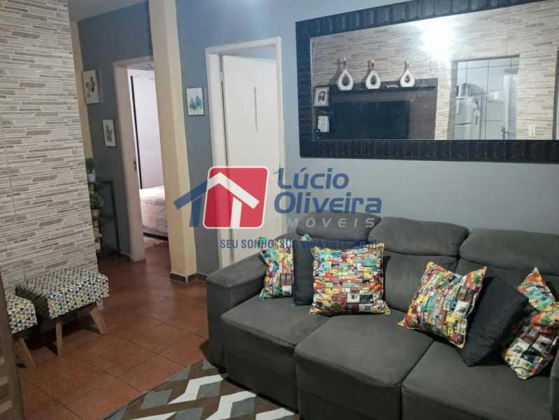 08 - Casa de Vila à venda Rua Amandiu,Irajá, Rio de Janeiro - R$ 170.000 - VPCV20070 - 9