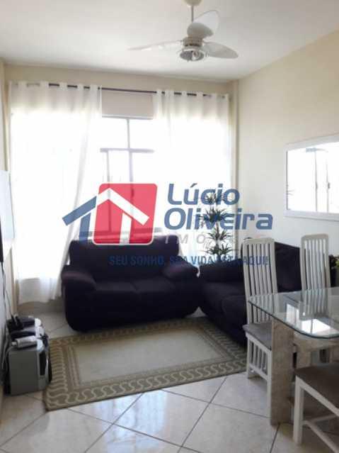 1- Sala ambiente - Apartamento à venda Rua São Francisco Xavier,São Francisco Xavier, Rio de Janeiro - R$ 270.000 - VPAP30414 - 1