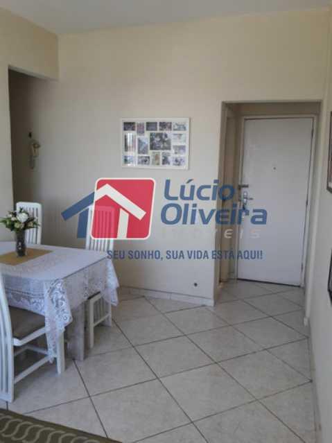 2-Sala jantar - Apartamento à venda Rua São Francisco Xavier,São Francisco Xavier, Rio de Janeiro - R$ 270.000 - VPAP30414 - 4