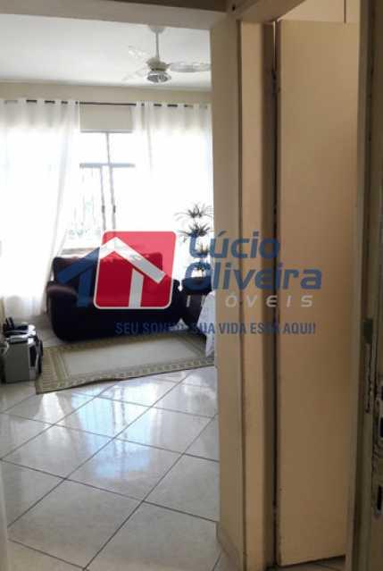 3-Sala entrada social - Apartamento à venda Rua São Francisco Xavier,São Francisco Xavier, Rio de Janeiro - R$ 270.000 - VPAP30414 - 3