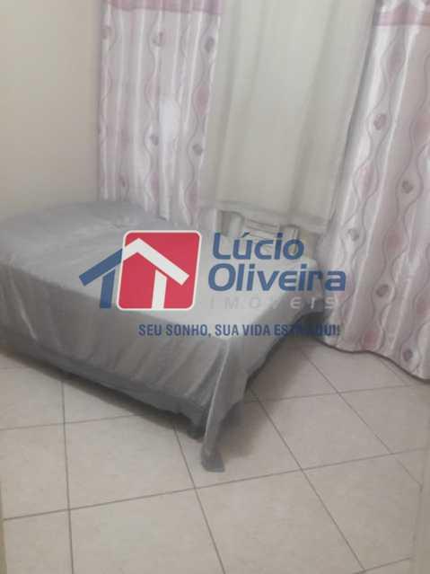 7-Quarto solteiro - Apartamento à venda Rua São Francisco Xavier,São Francisco Xavier, Rio de Janeiro - R$ 270.000 - VPAP30414 - 8