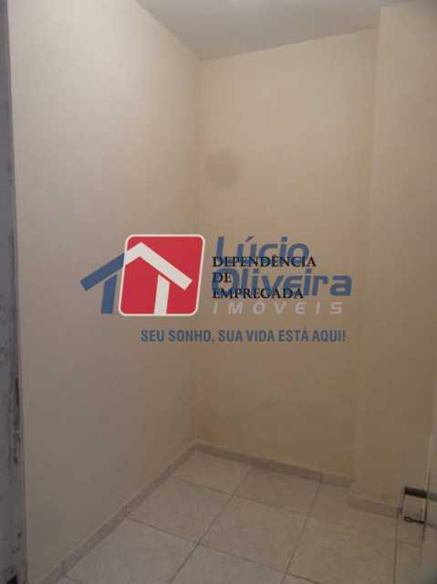 9-Dependencia empregada - Apartamento à venda Rua São Francisco Xavier,São Francisco Xavier, Rio de Janeiro - R$ 270.000 - VPAP30414 - 10
