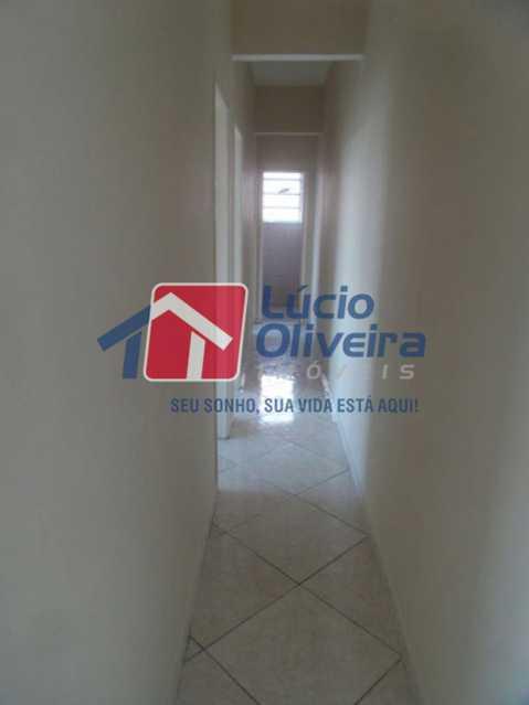 10-Circulação - Apartamento à venda Rua São Francisco Xavier,São Francisco Xavier, Rio de Janeiro - R$ 270.000 - VPAP30414 - 12
