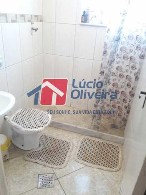 11-Banheiro social - Apartamento à venda Rua São Francisco Xavier,São Francisco Xavier, Rio de Janeiro - R$ 270.000 - VPAP30414 - 14