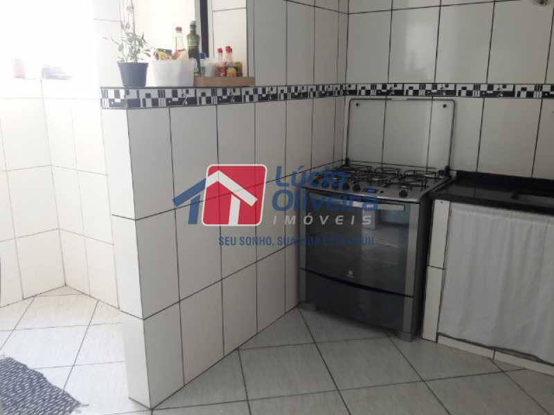 13-Area e cozinha - Apartamento à venda Rua São Francisco Xavier,São Francisco Xavier, Rio de Janeiro - R$ 270.000 - VPAP30414 - 16