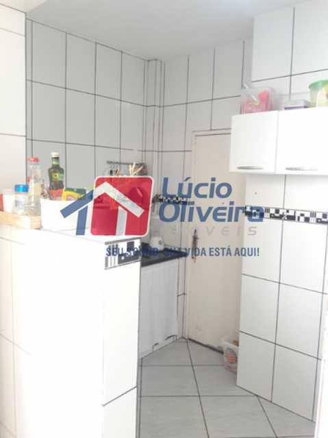 15-Cozinha e area - Apartamento à venda Rua São Francisco Xavier,São Francisco Xavier, Rio de Janeiro - R$ 270.000 - VPAP30414 - 18
