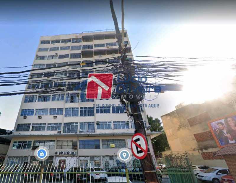16-Garagem - Apartamento à venda Rua São Francisco Xavier,São Francisco Xavier, Rio de Janeiro - R$ 270.000 - VPAP30414 - 20