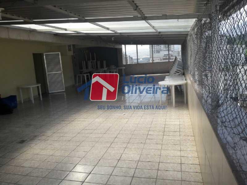 17-Salão festas - Apartamento à venda Rua São Francisco Xavier,São Francisco Xavier, Rio de Janeiro - R$ 270.000 - VPAP30414 - 19