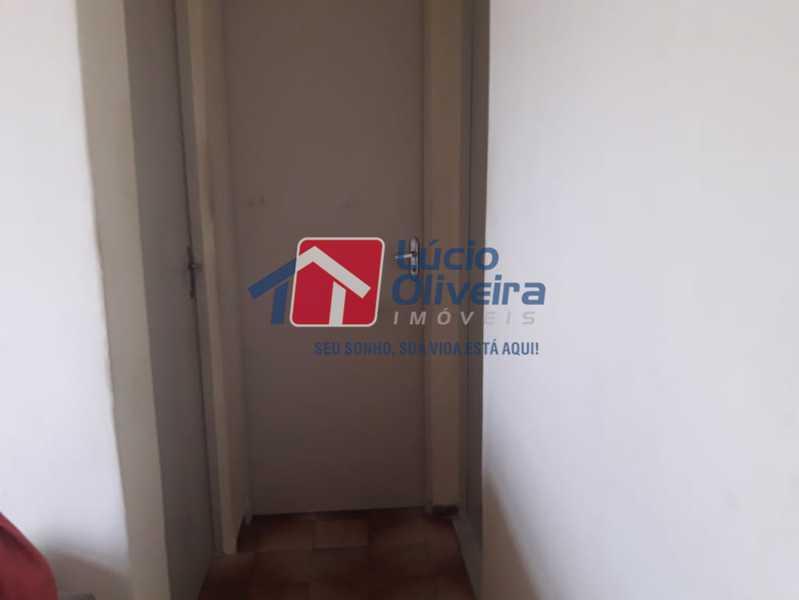 4-Circulação - Apartamento à venda Avenida Pastor Martin Luther King Jr,Tomás Coelho, Rio de Janeiro - R$ 200.000 - VPAP21637 - 5