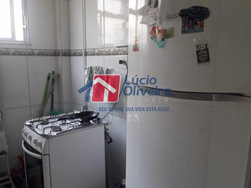 9-Cozinha - Apartamento à venda Avenida Pastor Martin Luther King Jr,Tomás Coelho, Rio de Janeiro - R$ 200.000 - VPAP21637 - 10