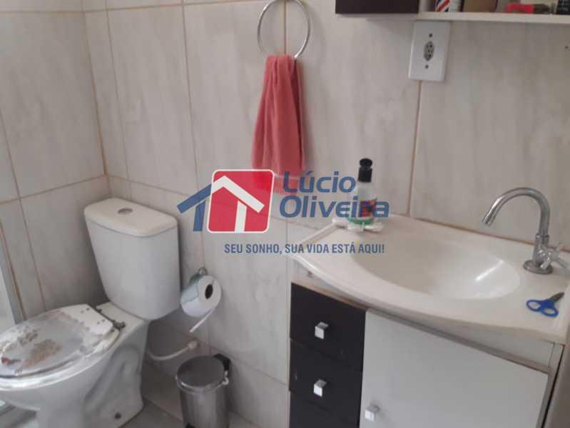 10-Banheiro social... - Apartamento à venda Avenida Pastor Martin Luther King Jr,Tomás Coelho, Rio de Janeiro - R$ 200.000 - VPAP21637 - 11