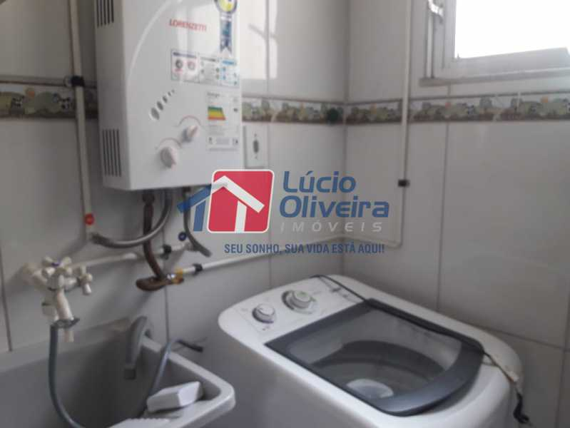 12-Area de serviço - Apartamento à venda Avenida Pastor Martin Luther King Jr,Tomás Coelho, Rio de Janeiro - R$ 200.000 - VPAP21637 - 13