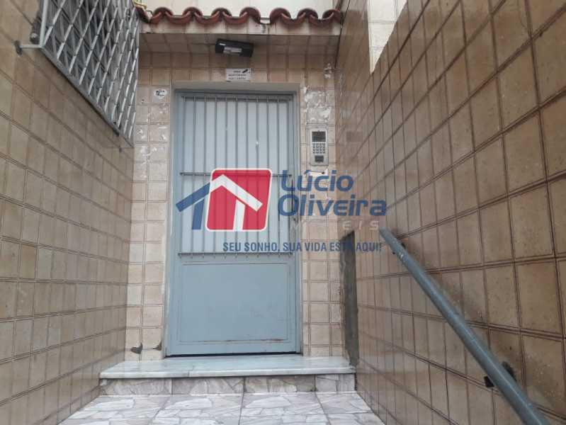 13-Portaria - Apartamento à venda Avenida Pastor Martin Luther King Jr,Tomás Coelho, Rio de Janeiro - R$ 200.000 - VPAP21637 - 14