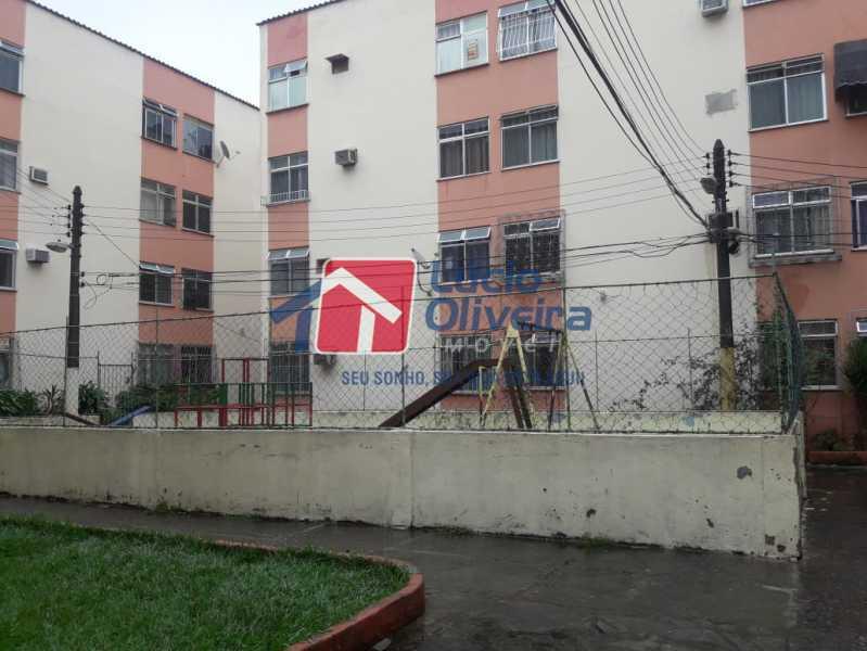 15-Parquinho - Apartamento à venda Avenida Pastor Martin Luther King Jr,Tomás Coelho, Rio de Janeiro - R$ 200.000 - VPAP21637 - 16