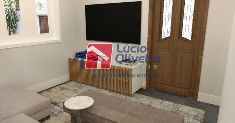 fotos-6 - Casa à venda Rua Uruguai,Tijuca, Rio de Janeiro - R$ 790.000 - VPCA30223 - 6