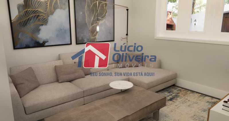 fotos-7 - Casa à venda Rua Uruguai,Tijuca, Rio de Janeiro - R$ 790.000 - VPCA30223 - 7