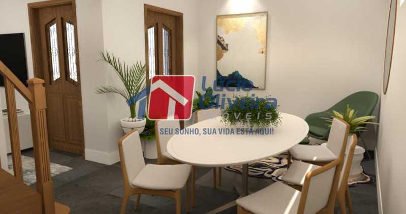 fotos-9 - Casa à venda Rua Uruguai,Tijuca, Rio de Janeiro - R$ 790.000 - VPCA30223 - 9