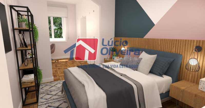 fotos-11 - Casa à venda Rua Uruguai,Tijuca, Rio de Janeiro - R$ 790.000 - VPCA30223 - 11