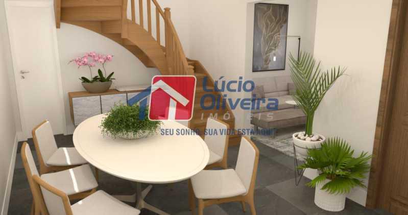 fotos-10 - Casa à venda Rua Uruguai,Tijuca, Rio de Janeiro - R$ 790.000 - VPCA30223 - 10