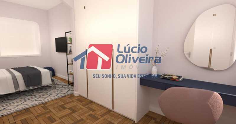 fotos-13 - Casa à venda Rua Uruguai,Tijuca, Rio de Janeiro - R$ 790.000 - VPCA30223 - 13