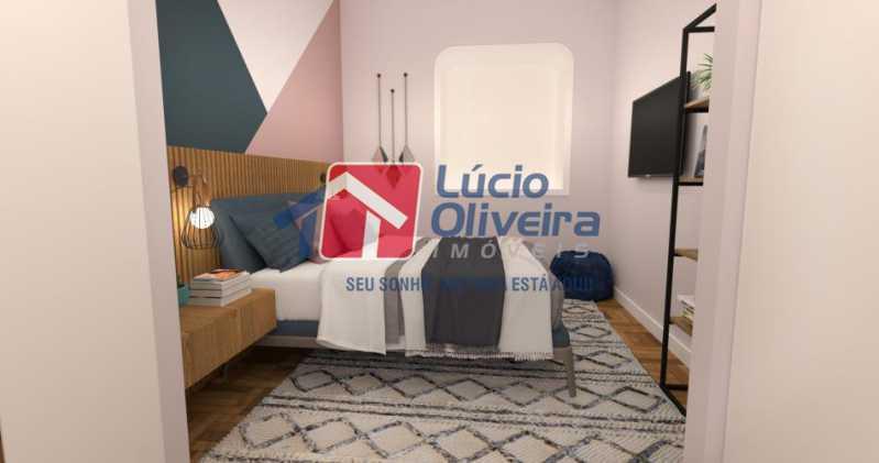 fotos-14 - Casa à venda Rua Uruguai,Tijuca, Rio de Janeiro - R$ 790.000 - VPCA30223 - 14