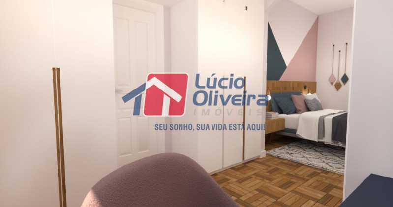 fotos-17 - Casa à venda Rua Uruguai,Tijuca, Rio de Janeiro - R$ 790.000 - VPCA30223 - 17