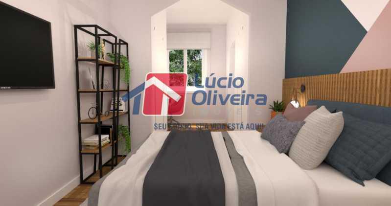 fotos-15 - Casa à venda Rua Uruguai,Tijuca, Rio de Janeiro - R$ 790.000 - VPCA30223 - 15