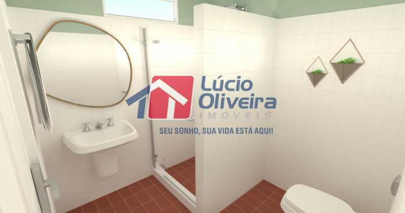 fotos-19 - Casa à venda Rua Uruguai,Tijuca, Rio de Janeiro - R$ 790.000 - VPCA30223 - 19