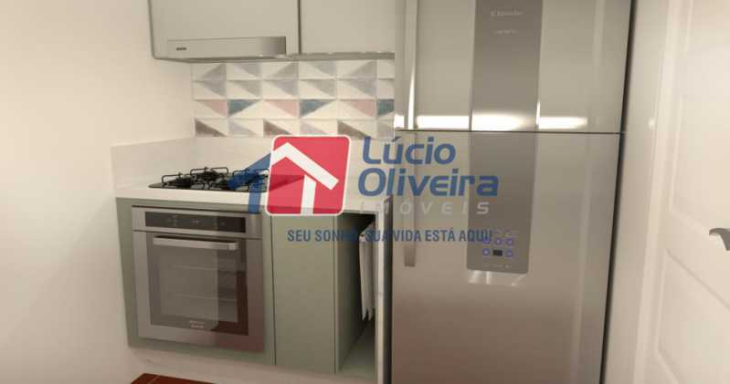 fotos-20 - Casa à venda Rua Uruguai,Tijuca, Rio de Janeiro - R$ 790.000 - VPCA30223 - 20