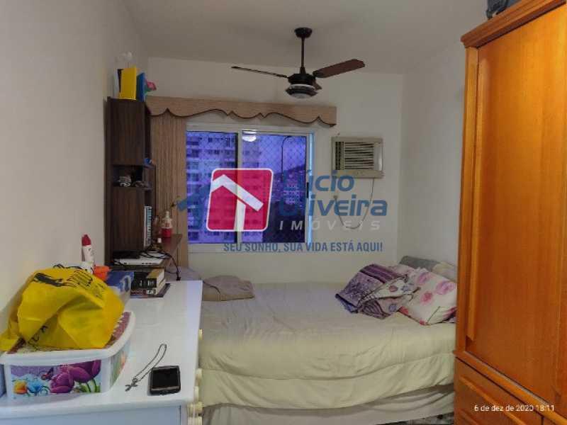 4-Quarto casal - Apartamento à venda Rua Bernardo Taveira,Vila da Penha, Rio de Janeiro - R$ 420.000 - VPAP21644 - 5