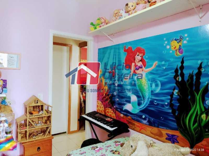 7-Quarto solteiro - Apartamento à venda Rua Bernardo Taveira,Vila da Penha, Rio de Janeiro - R$ 420.000 - VPAP21644 - 8