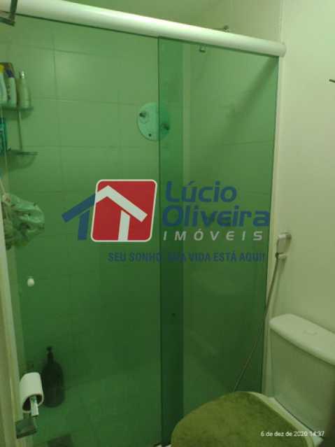 8-Banheiro social.... - Apartamento à venda Rua Bernardo Taveira,Vila da Penha, Rio de Janeiro - R$ 420.000 - VPAP21644 - 9