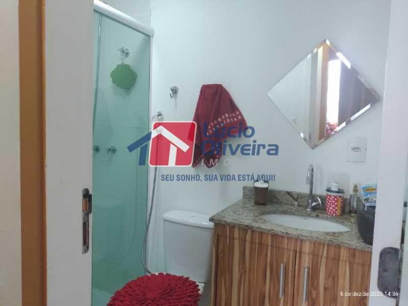 10-Banheiro suite - Apartamento à venda Rua Bernardo Taveira,Vila da Penha, Rio de Janeiro - R$ 420.000 - VPAP21644 - 11
