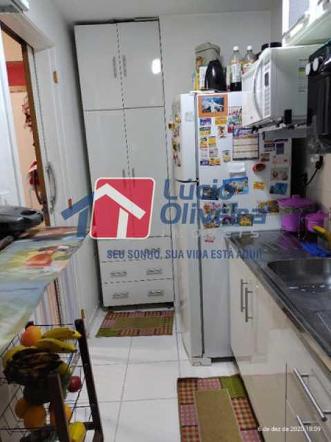 12-Cozinha - Apartamento à venda Rua Bernardo Taveira,Vila da Penha, Rio de Janeiro - R$ 420.000 - VPAP21644 - 13