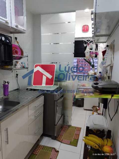 13-Area serviço blindex jatea - Apartamento à venda Rua Bernardo Taveira,Vila da Penha, Rio de Janeiro - R$ 420.000 - VPAP21644 - 14