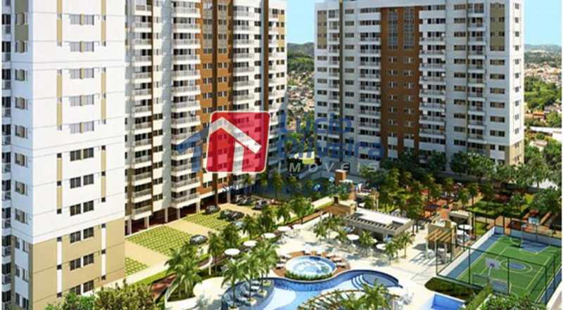 21-Vista panoramica - Apartamento à venda Rua Bernardo Taveira,Vila da Penha, Rio de Janeiro - R$ 420.000 - VPAP21644 - 22
