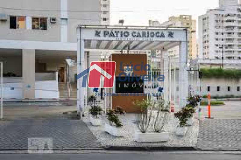 22-Portaria - Apartamento à venda Rua Bernardo Taveira,Vila da Penha, Rio de Janeiro - R$ 420.000 - VPAP21644 - 23
