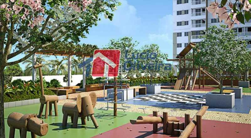 24-Play - Apartamento à venda Rua Bernardo Taveira,Vila da Penha, Rio de Janeiro - R$ 420.000 - VPAP21644 - 25