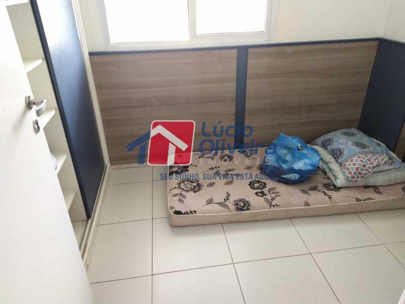 Quarto 1,,, - Apartamento à venda Rua Retiro dos Artistas,Pechincha, Rio de Janeiro - R$ 480.000 - VPAP30417 - 7