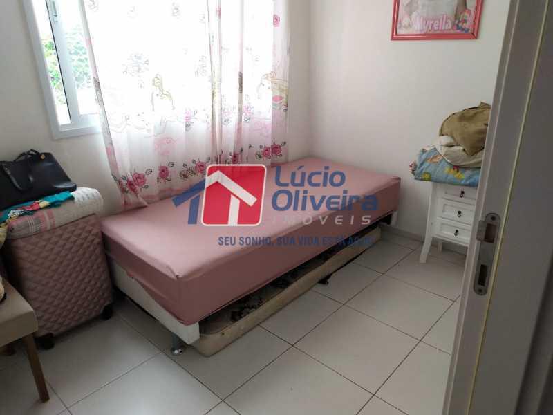 Quarto 2,,,, - Apartamento à venda Rua Retiro dos Artistas,Pechincha, Rio de Janeiro - R$ 480.000 - VPAP30417 - 8