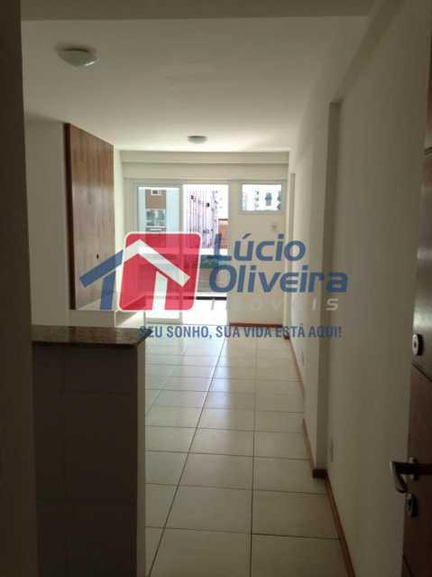 fto1 - Apartamento à venda Rua Fábio Luz,Méier, Rio de Janeiro - R$ 430.000 - VPAP21648 - 1