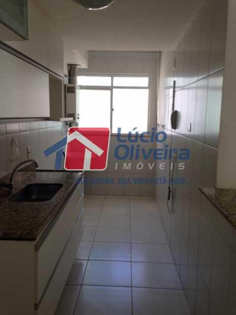 fto5 - Apartamento à venda Rua Fábio Luz,Méier, Rio de Janeiro - R$ 430.000 - VPAP21648 - 6