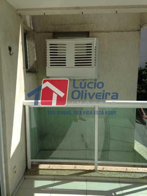 fto9 - Apartamento à venda Rua Fábio Luz,Méier, Rio de Janeiro - R$ 430.000 - VPAP21648 - 10