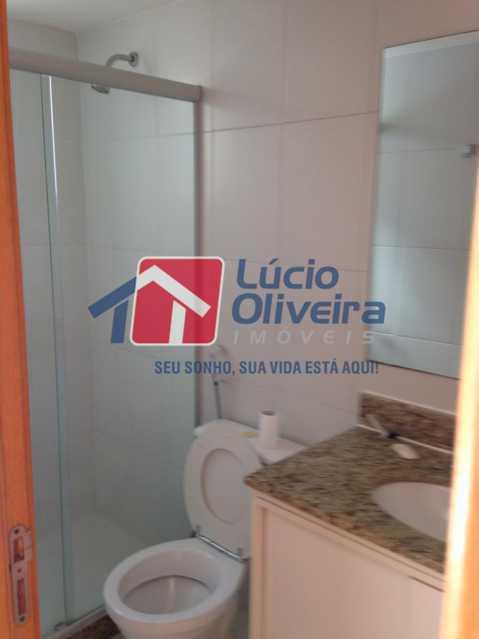 fto10 - Apartamento à venda Rua Fábio Luz,Méier, Rio de Janeiro - R$ 430.000 - VPAP21648 - 11