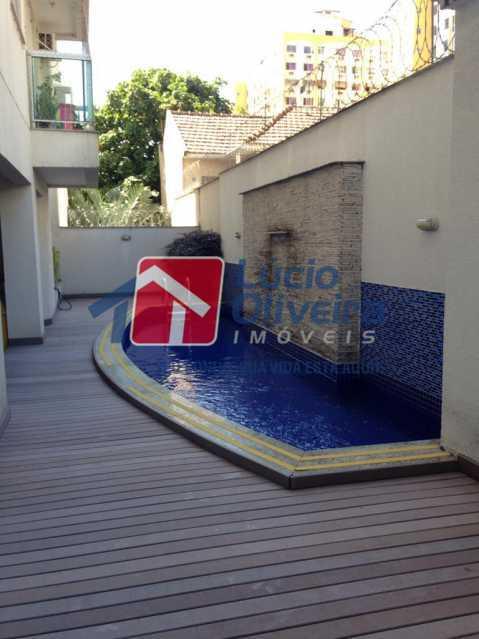 fto11 - Apartamento à venda Rua Fábio Luz,Méier, Rio de Janeiro - R$ 430.000 - VPAP21648 - 12